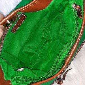 St. John's Bay Bags - 🎄🎁Bright Green Purse🎄🎁